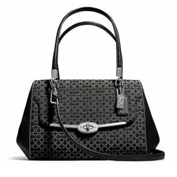Coach Handbags - 🌿Coach Madison Small Madeline East/West Satchel🌿